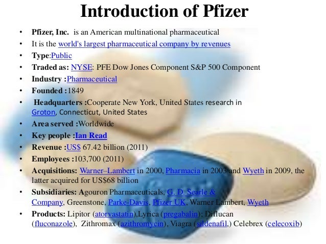 supply chain in pharmaceutical industry pfizer But wholesale drug companies like valley forge-based amerisourcebergen are  in the middle of the current supply chain so, too, are fellow.