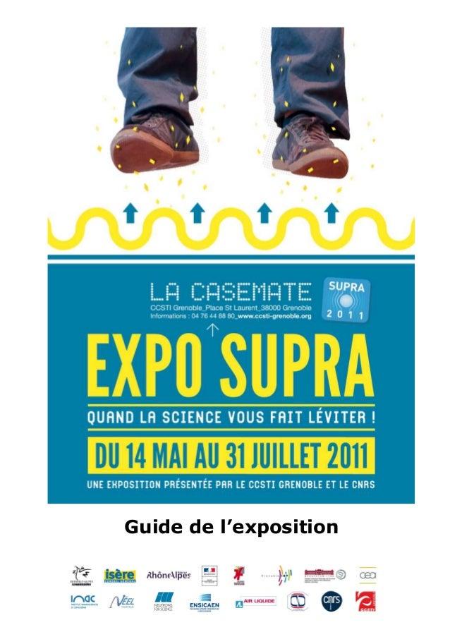 Guide de l'exposition