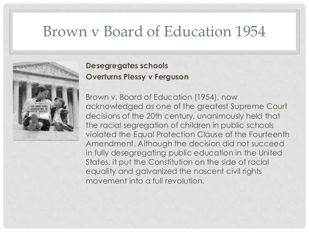 Image result for brown vs. board of education 1954 newspaper article