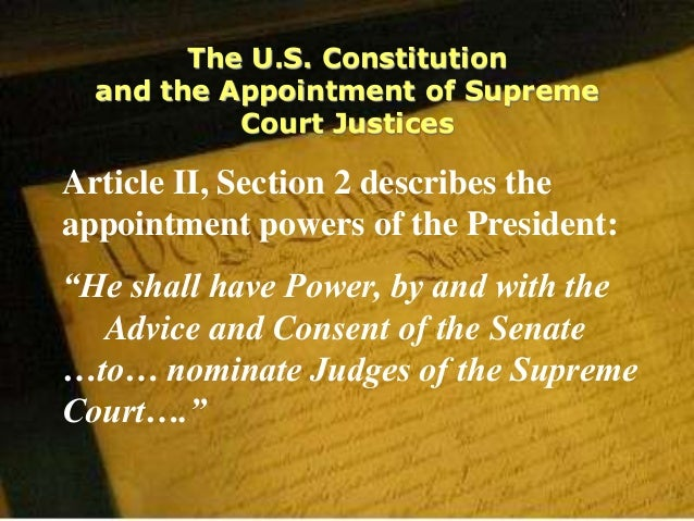 article two of the constitution describes the powers of the