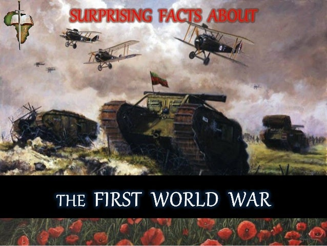 SURPRISING FACTS ABOUT