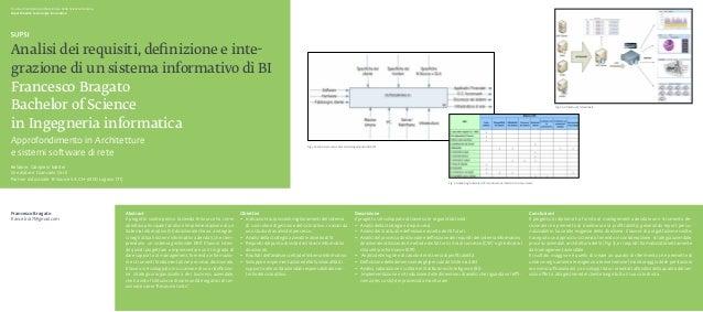 Scuola universitaria professionale della Svizzera italianaDipartimento tecnologie innovativeAnalisi dei requisiti, definiz...