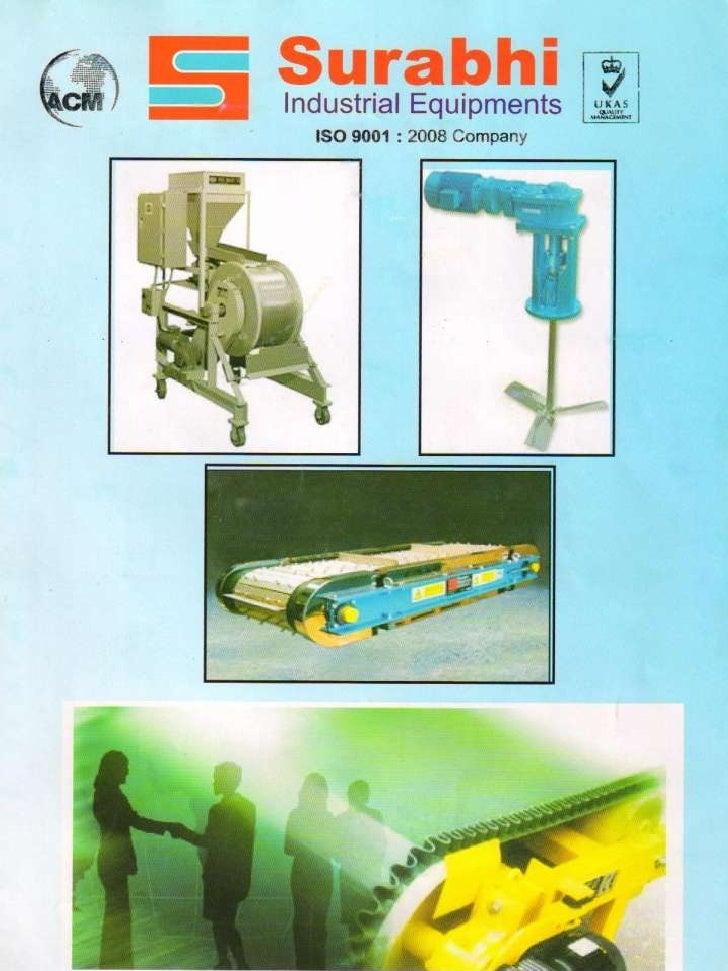 Surabhi industrial equipments