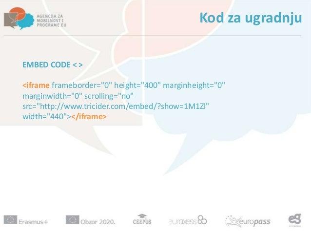 Suradnicki web 2.0 alati u eTwinning projektima Slide 3