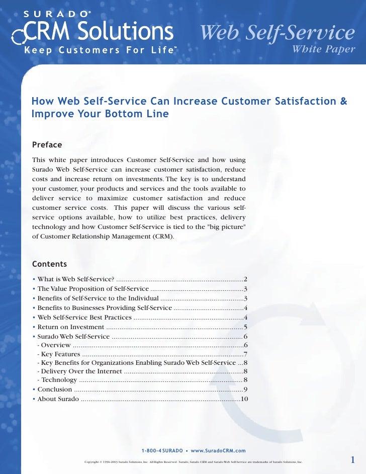 Web Self-Service                                                                                                          ...