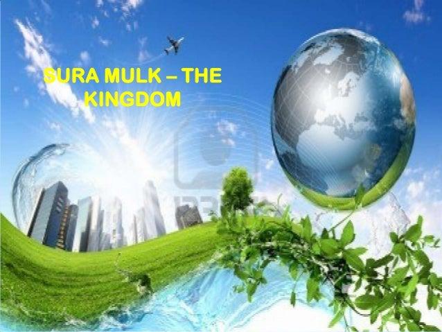 SURA MULK – THEKINGDOM