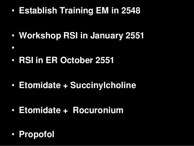 2 3 2 4 1 2 2 6 0 4 0 2 0 1 2 3 4 5 6 Hypotension Desaturation Vomit prolonged intubation Oral trauma Esophageal intubatio...