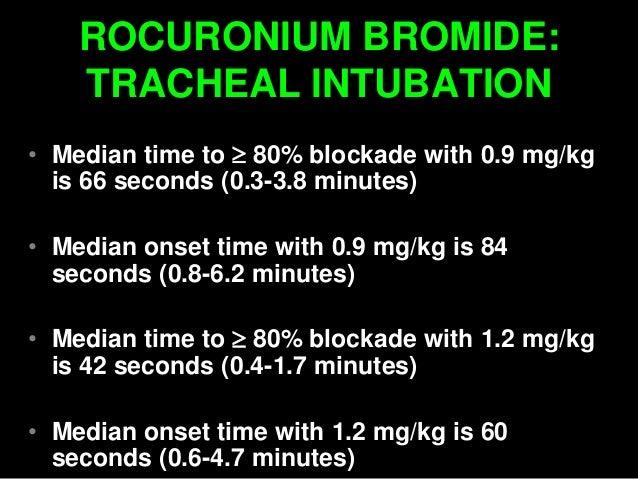 Propofol Bolus 2 mg/kg