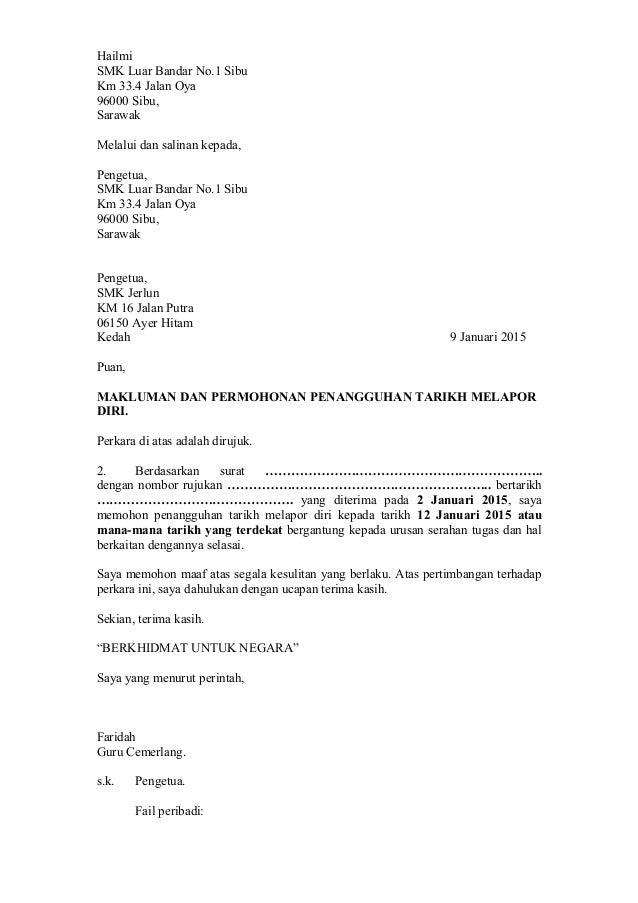 Contoh Surat Rasmi Permohonan - Shoe Susu