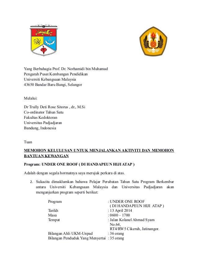 Surat Dana Pkp