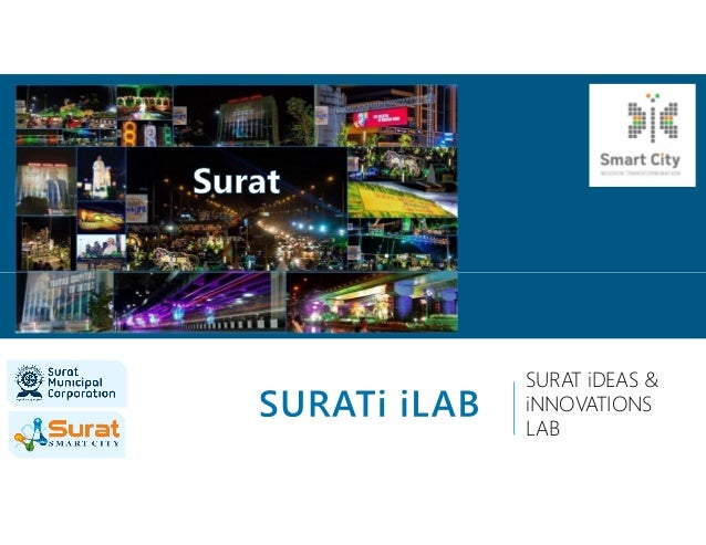 SURAT iDEAS & iNNOVATIONS LAB