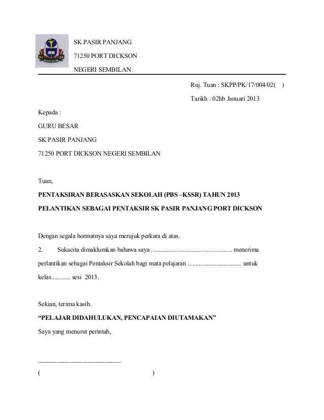 contoh surat rasmi permohonan laporan perubatan surat ras