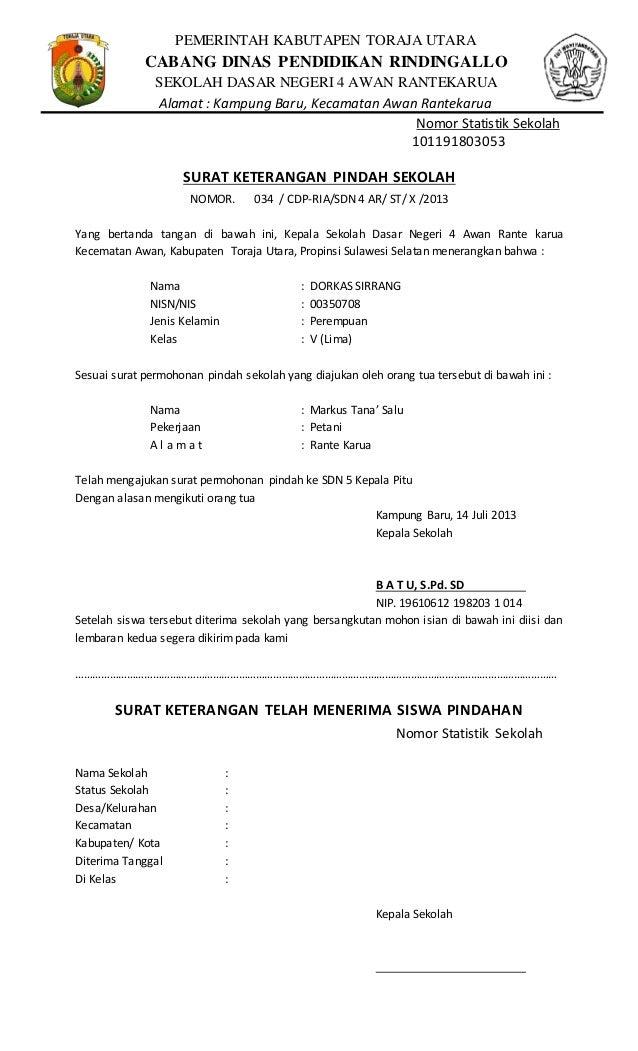 19+ Contoh Surat Keterangan Yatim Dari Kepala Desa ...