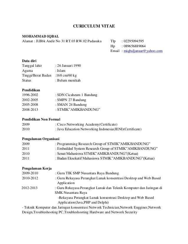 Contoh Surat Lamaran Jobstreet Contoh 193