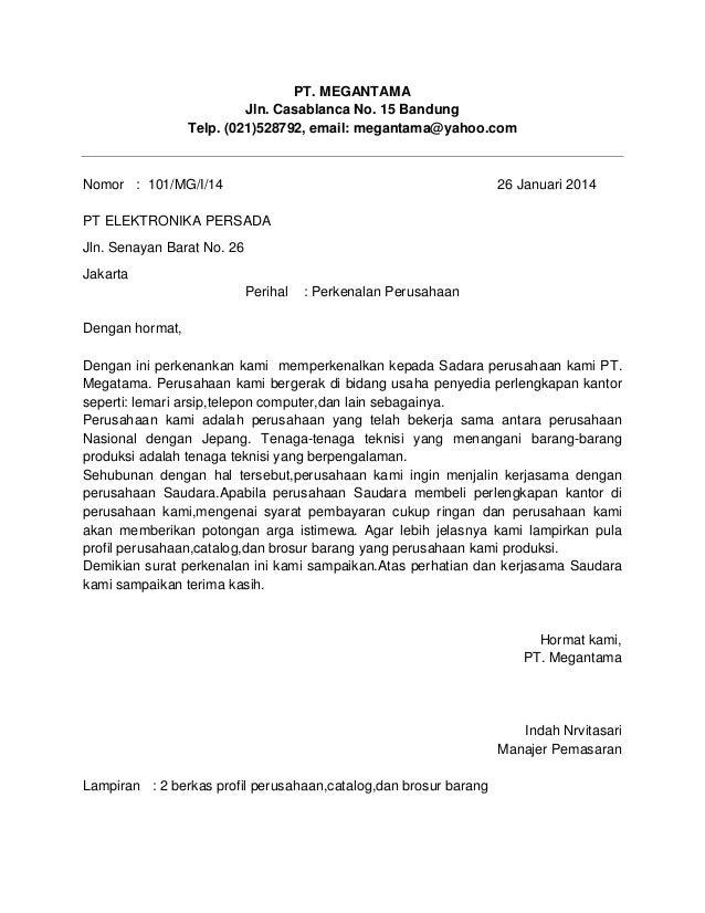 Surat Masuk