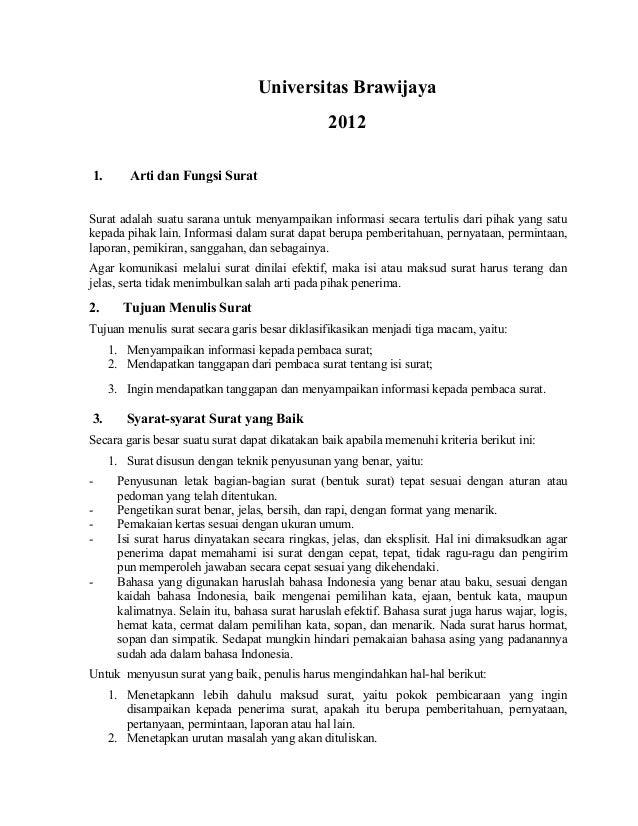 Surat Menyurat Resmi Dalam Bahasa Inggris L Muharram
