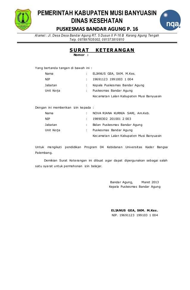 PEMERINTAH KABUPATEN MUSI BANYUASIN DINAS KESEHATAN PPUUSSKKEESSMMAASS BBAANNDDAARR AAGGUUNNGG PP.. 1166 Alamat : Jl. Desa...