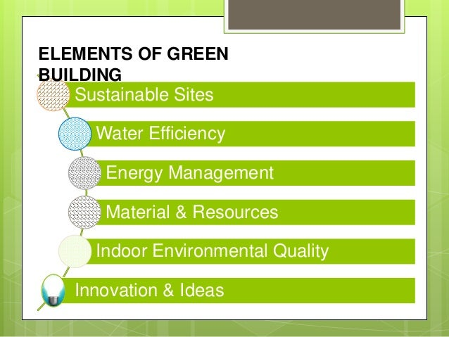 Surat Residency Green Building Concept Ppt