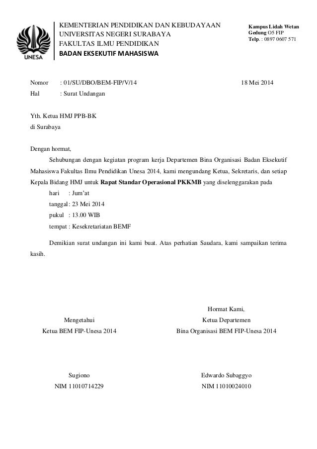 contoh surat pengunduran diri himpunan mahasiswa toast