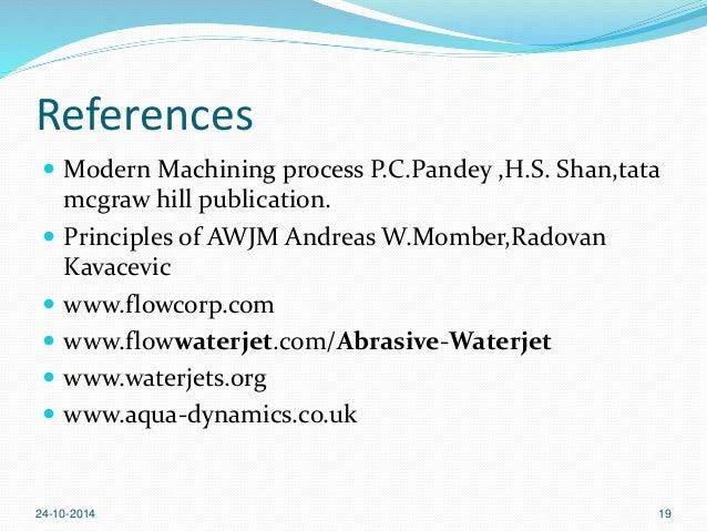 modern machining process pandey and shan tata mcgraw hill pdf