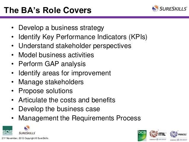 SureSkills Business Analysis & Agile Breakfast Briefing