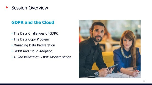 There is NO Silver Bullet for GDPR GDPR Components 22 • Processes: analysis, discovery, process flow, design, management, ...