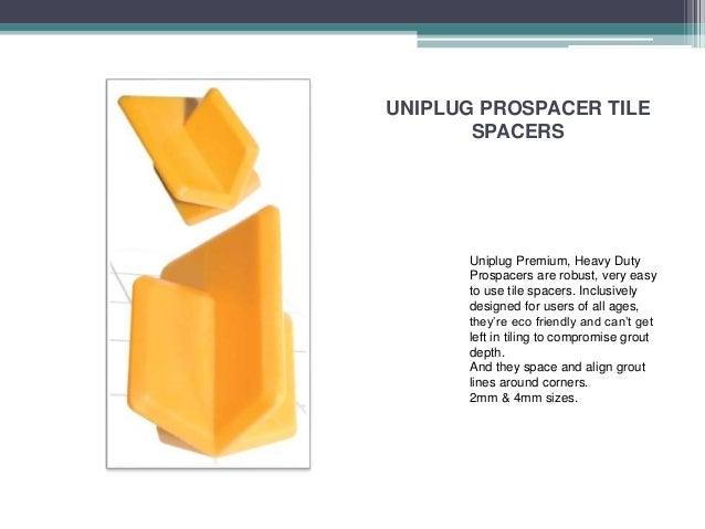 Suretile Product Presentation