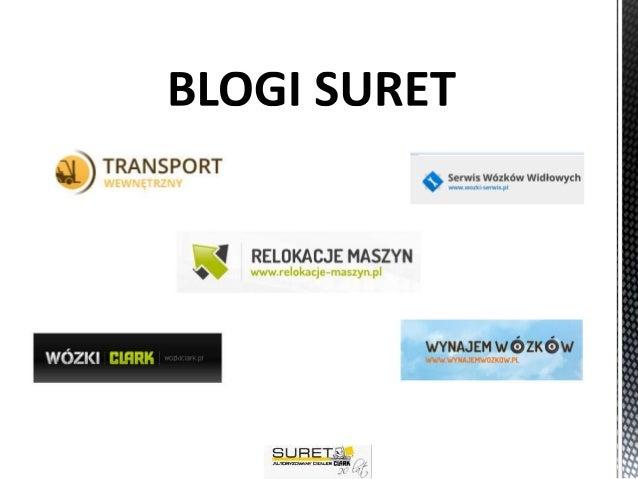 Na blogu można są dostępne wszystkie niezbędne informacje na temat transportu wewnętrznego. Nie brakuje też artykułów obej...