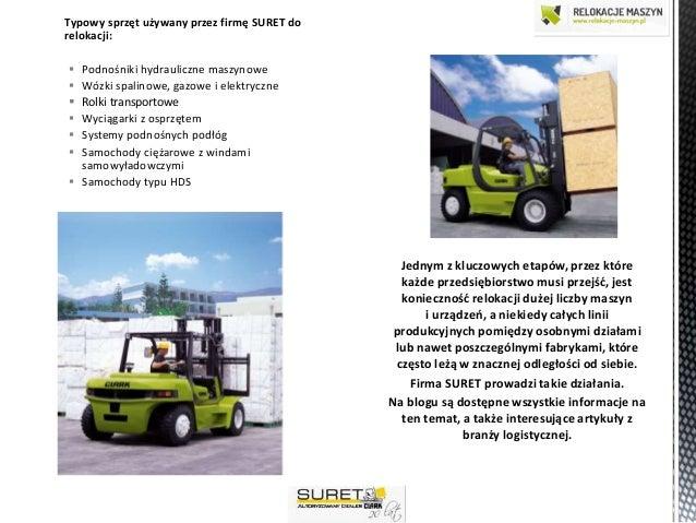 Wózki Clark wyposażone są w silniki napędzane gazem ziemnym oraz w silniki wysokoprężne Diesla, które wyróżniają się spośr...
