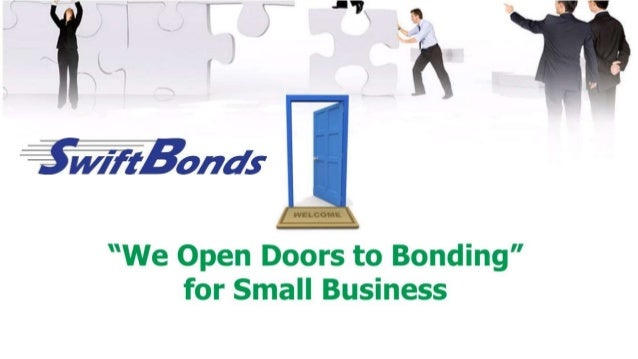 Surety Bond Application Time cost of filling out bond application, getting financials together, etc.