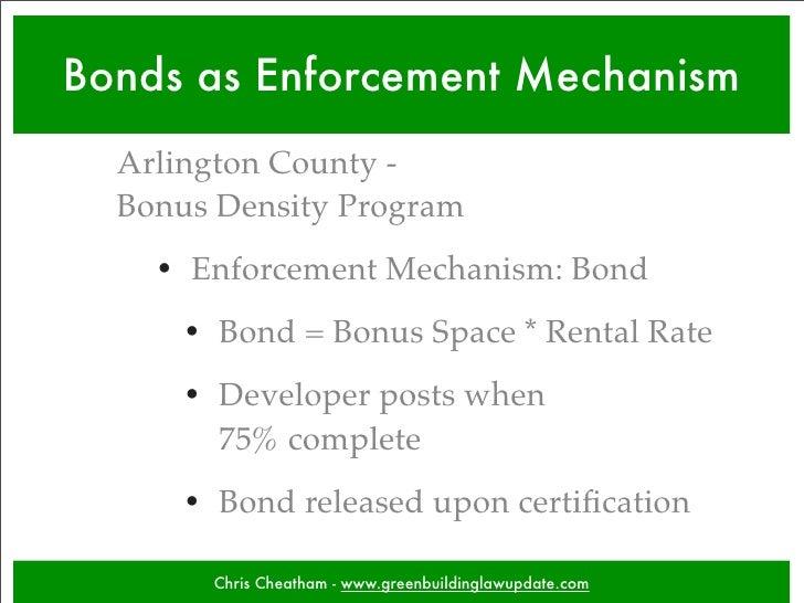 enforcement mechanism essay
