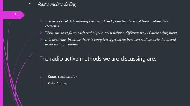 radiometric dating accuracy