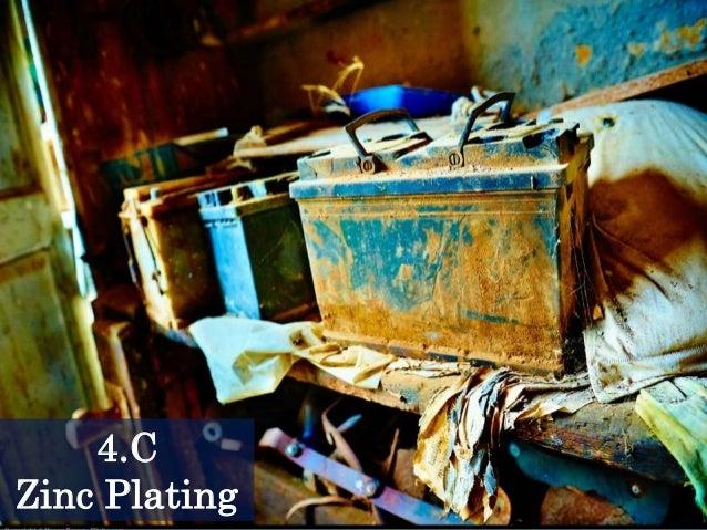 Surface finishing processes - Electroplating