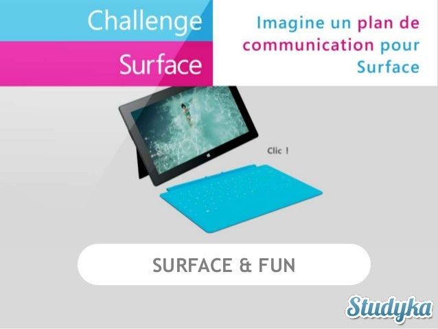 SURFACE & FUN