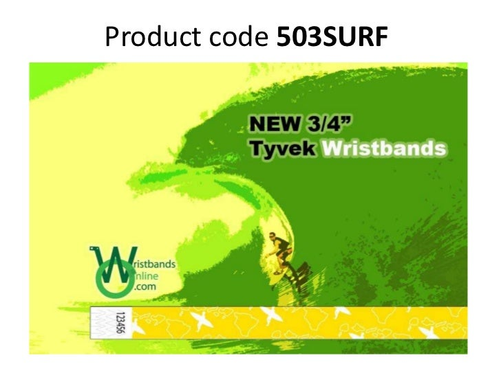 Product code 503SURF<br />