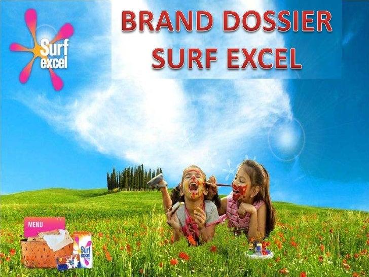 AGENDA• Timeline    – HUL    – Surf Excel•   Laundry Market Scenario In India•   Competitors•   Marketing Strategy•   List...