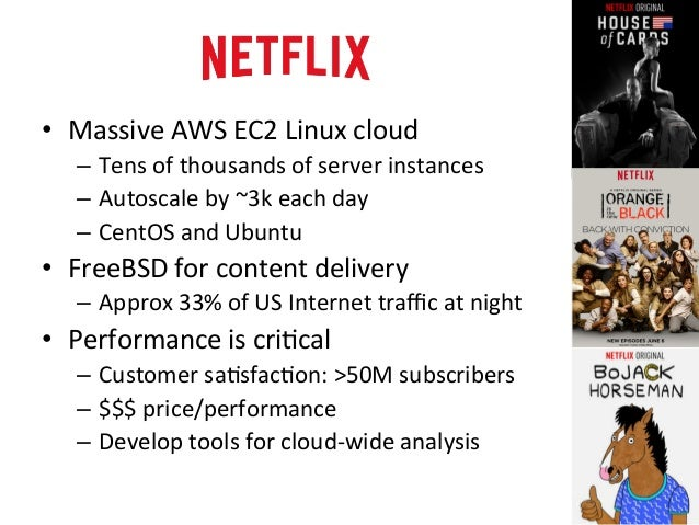Netflix: From Clouds to Roots Slide 3