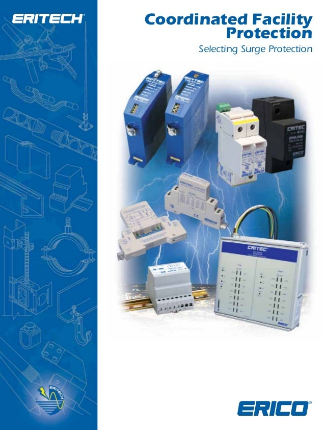 Coordinated Facility Protection Selecting Surge Protection