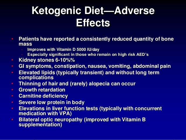 does the keto diet work for epilepsy