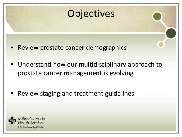 prostate cancer treatment guidelines 2015