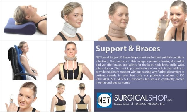 Support & Braces  NET brand Supporl& Brazes helpzorrect and ortreat painful conditions efrectively. rhe products in this c...