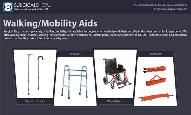 ' 5URG  CA  _5HoP__ lso 9om.2oo3,lso 134552003 a.  (E (ornpliarree  art. .. Saw:  .4 moms mum no  Walking/ Mobility Aids  ...