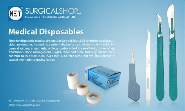 Online snare of NARANG MEDICAL LTD,      [fr SURGICALSHOPM  Medical Disposables  Shop fordisposable medical products at Su...