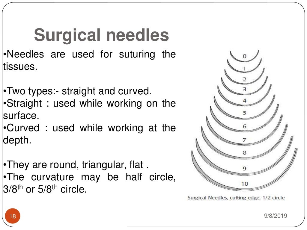 Surgical and medical devices page 18