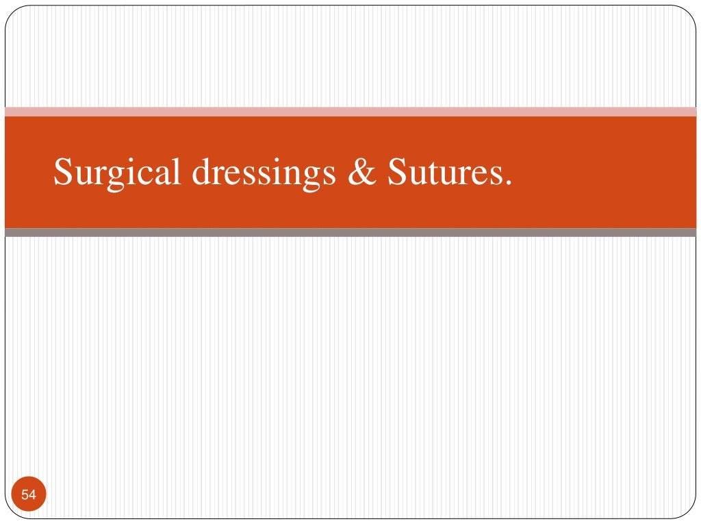 Surgical and medical devices page 54