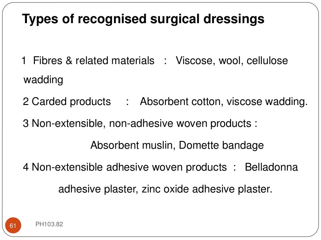 Surgical and medical devices page 61