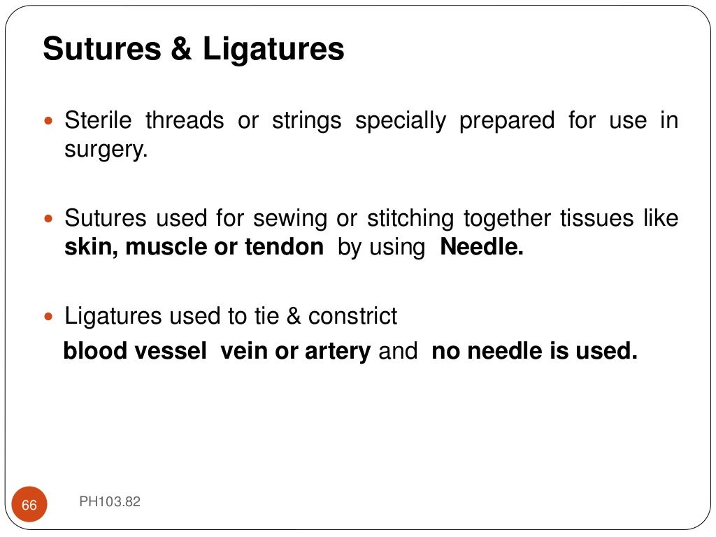 Surgical and medical devices page 66