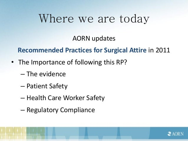 2018 Aorn Guidelines For Perioperative Practice Pdf