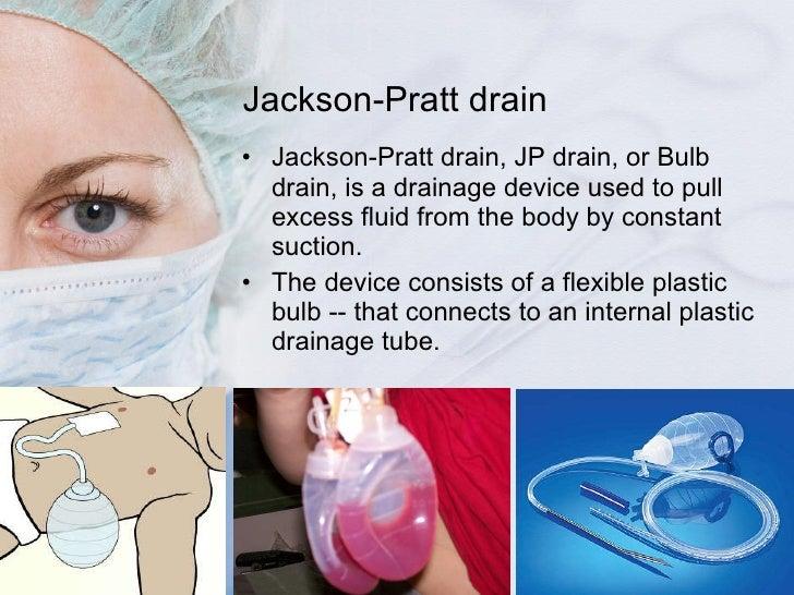 blake drain