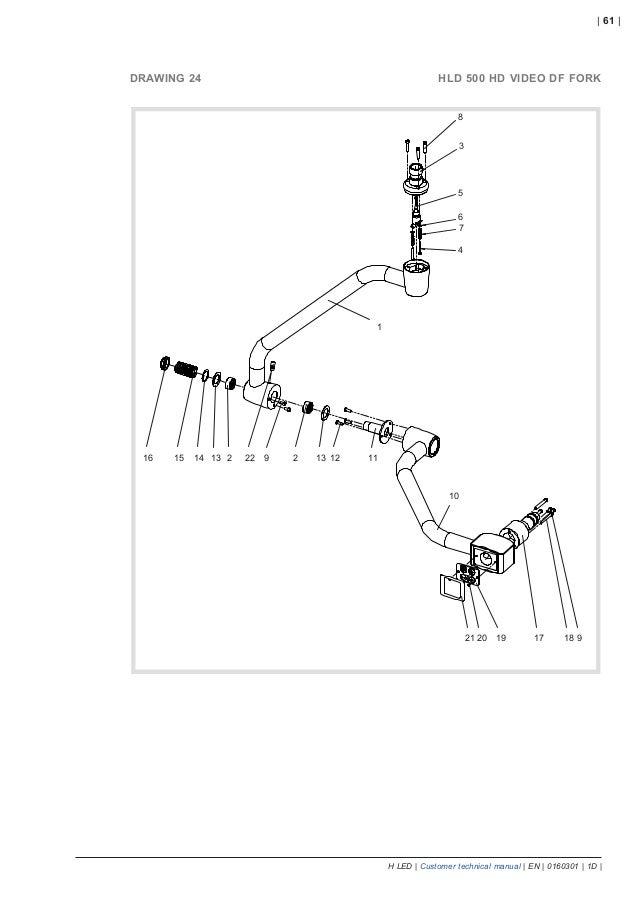 Surgical light hled service_manual_en
